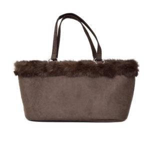 Classic Suede Bag