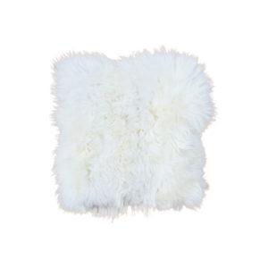 Alpaca Fur Pillow 18″