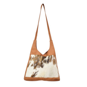 Leather & Cowhide Lady Bag