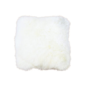 New Zealand Sheepskin Pillow 18″