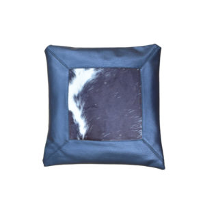 Cowhide Leather Cushion