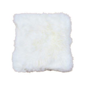 New Zealand Sheepskin Pillow 20″