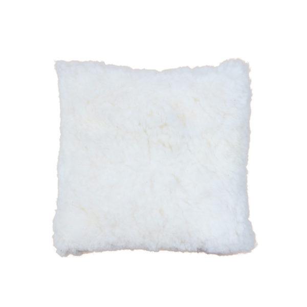 Bolivian Andes Mt. Merino Sheepskin Pillow