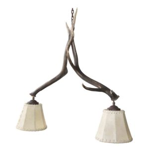 Drop Lighting - Elk Deer Antler