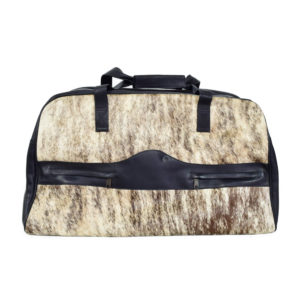 Cowhide Leather Travel Bag