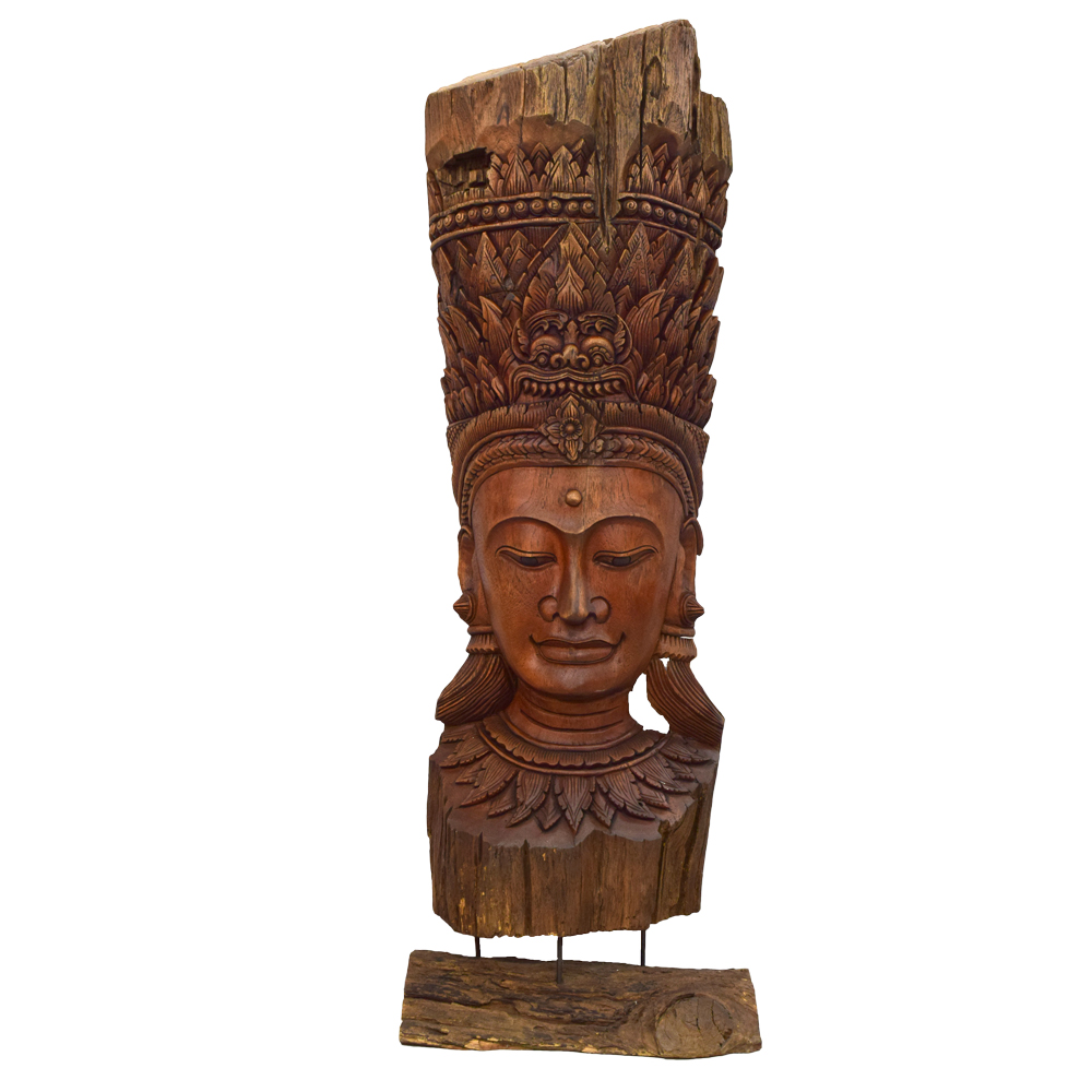 416e2b00a4c Buddha Wood Carving-Cambodia - Art By God Mineral and Nature Novelty ...