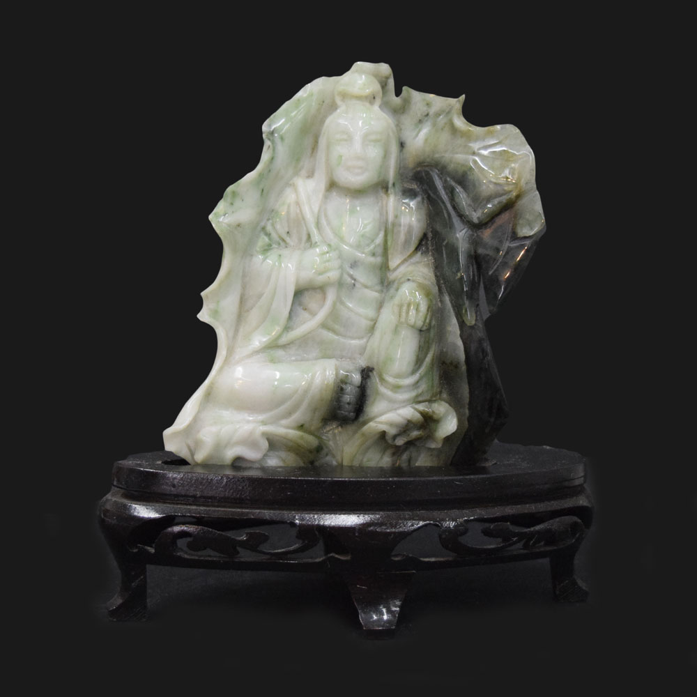 ce0c4efce78 Jade Female Figure - Art By God Nature Store-Mineral and Nature ...